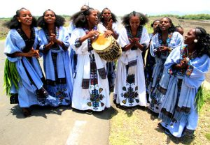 The Ashenda Festival of Ethiopia