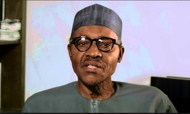 PRESIDENT BUHARI ADDRESSES NATION