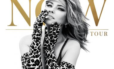 Shania Twain Announces 'Now' Tour Dates