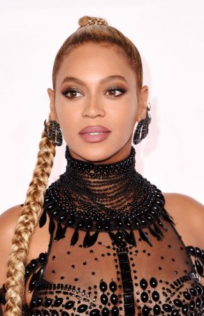 FIRST BEYONCÉ OFFICIAL APPEARANCE SINCE GIVING BIRTH