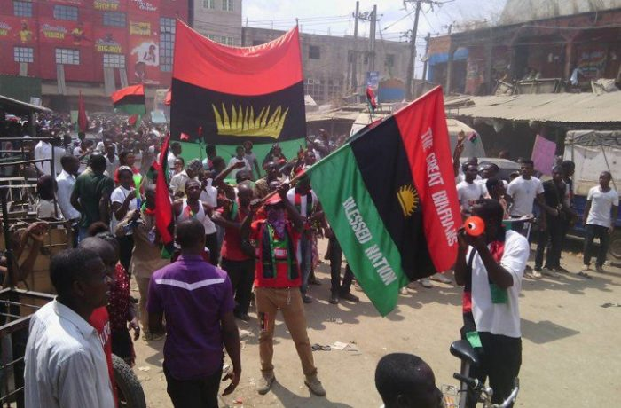 Nigerian Government: Disgruntled Politicians, Treasury Looters Are IPOB Sponsors