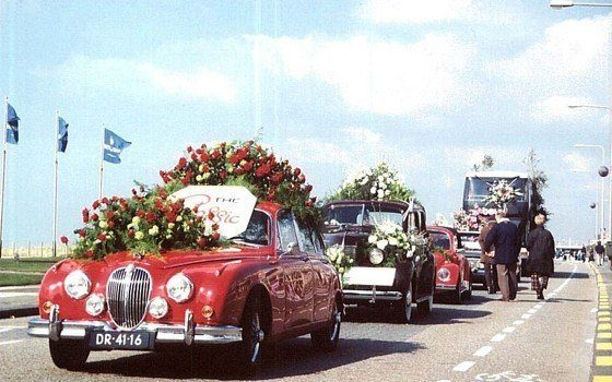 The Holland Flower Parade