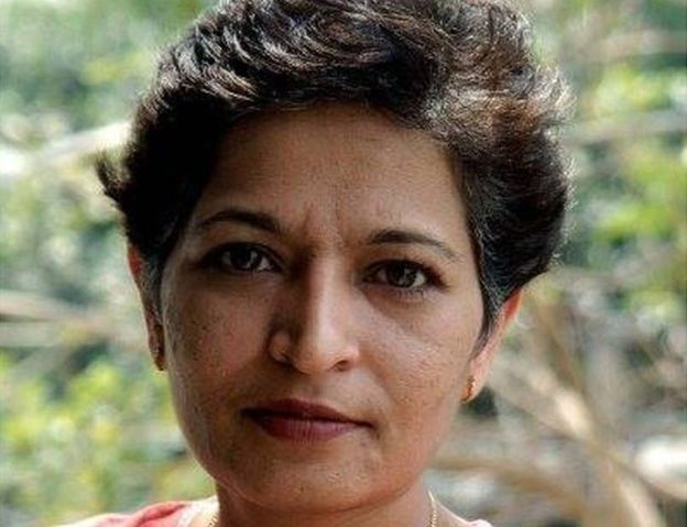 Outspoken Indian Journalist Shot Dead!