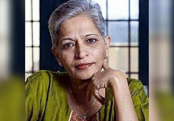 CCTV Shows Gauri Lankesh Being Shot, She Tried To Run Into House: Sources