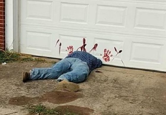 'Decapitated man' reports outside Tennessee garage take bizarre twist