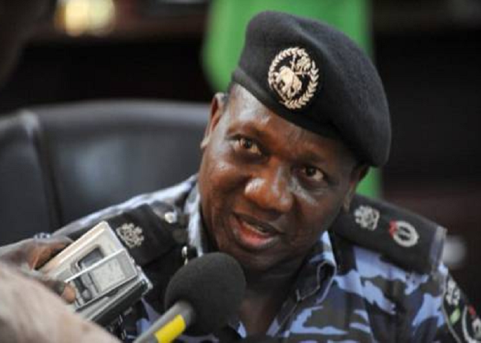 Nigeria Police Chief Denies Donating Cars To President's Wife