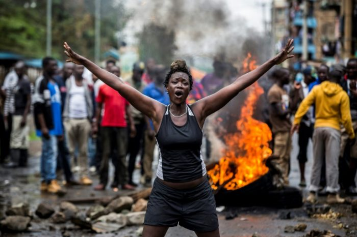 3 Killed In Kenya As protests prompt Partial Vote Delay