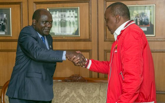 President Kenyatta To Be Declared Winner Today