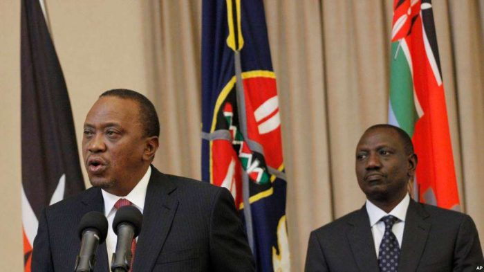 Kenya's Leader Urges Peace Ahead of Vote as Tensions Rise