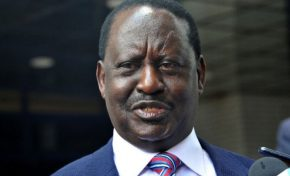 Like Raila Odinga, Like Oliver Twist