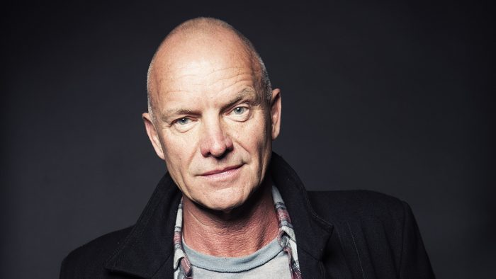 American Singer Sting is 66 today