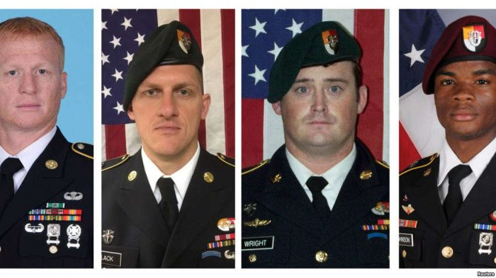 Villagers Suspected of Luring US Soldiers into Niger Ambush