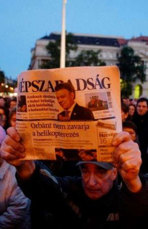 US Launches Media Fund for Hungary to Aid Press Freedom