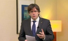 Catalonia's Puigdemont Turns Himself In