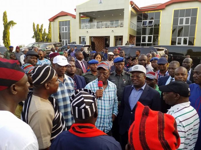 Benue Community Stands By Ortom Over Ranching Law