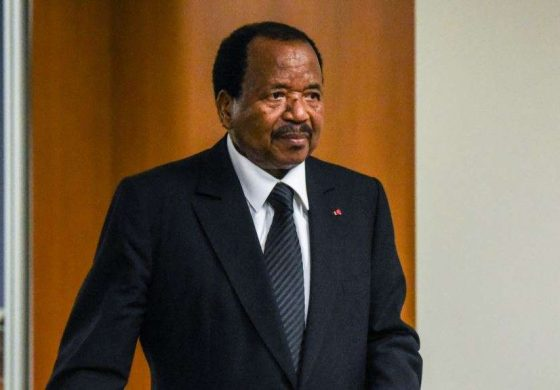 Cameroon's President Clocks 35 Years in Office