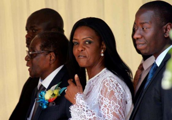 4 Arrested in Zimbabwe, Accused of Booing Mugabe's Wife