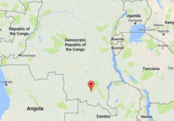 34 Die in Congo Train Crash