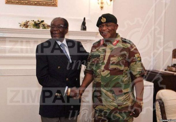 Mugabe Makes Appearance as Pressure to Resign Builds