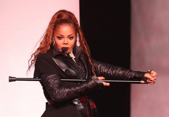 Janet Jackson's Thrilling Weekend Performance At KeyBank