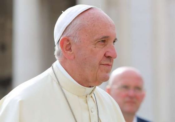 Pope: Those in Authority Can't Live 'Double Life'.