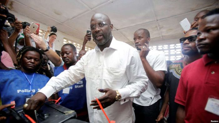George Weah Denies Attempt to Bring Charles Taylor Back Home