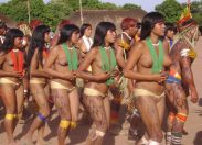 The Yanomami Tribe Dressing