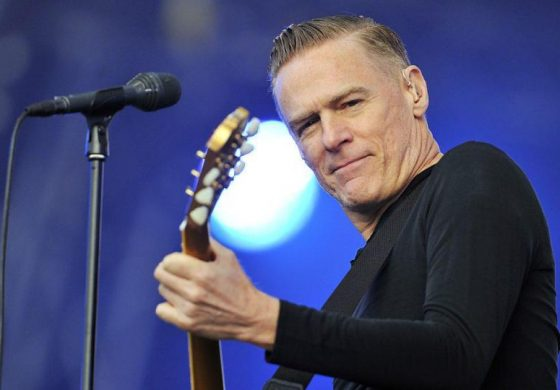 Bryan Adams is 58 Years Today!