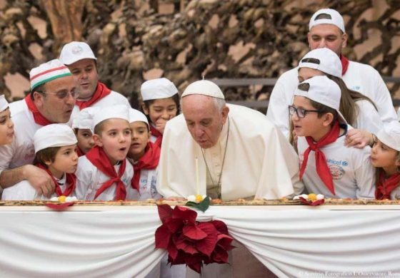 How Pope Francis Celebrated His 81st Birthday