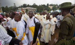 Kenyan Catholic Priest Arrested for Sodomy