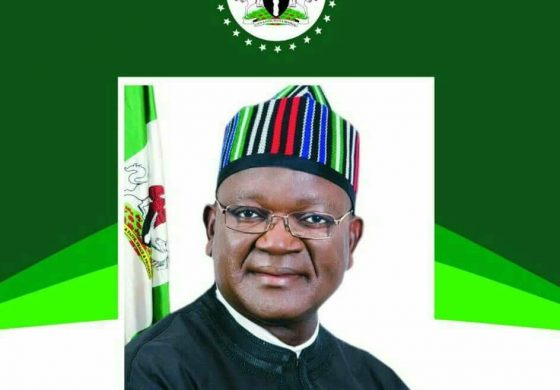 Governor Samuel Ortom's 2018 New Year Message