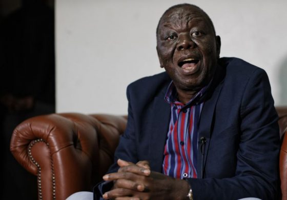 Morgan Tsvangirai is Dead!