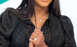 Toni Braxton Flashes Engagement Ring From Birdman