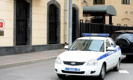 Turkish Embassy in Russia Receives White Powder Envelope