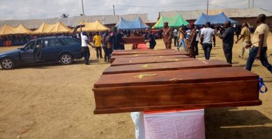 Another Mass Burial in Benue