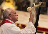 Pope Francis: The Crucifix Is For Prayer, Not Decoration