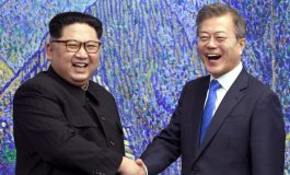 Korean Leaders Agree on Denuclearization Goal at Summit