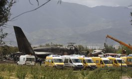 Algerian Plane Crash Kills More Than 250