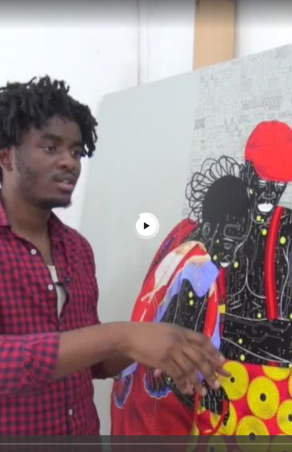 Congo's Talented Artists Struggle For Recognition