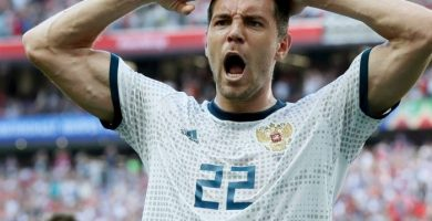 Russia 2018: 146 Goals Scored And More