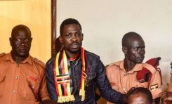 Ugandan Pop Star Bobi Wine Has Kidney Problem After Jail