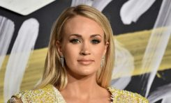 """Carrie Underwood Proves That """"Love Wins"""" With New Single"""