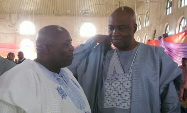 We Will Stand With Benue-Dr. Saraki
