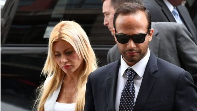 George Papadopoulos: Ex-Trump Advisor Jailed in Russia Inquiry