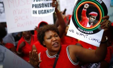 Uganda Protests Alleged 'Foreign Interference'