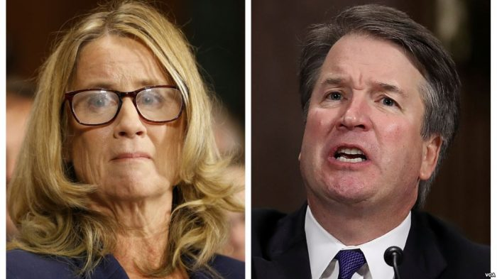 Ford, Kavanaugh Testify; Now Senators Must Decide
