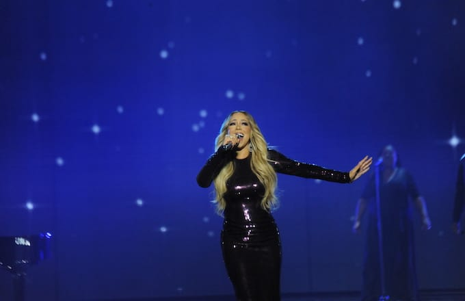Mariah Carey Releases 'Caution' Album