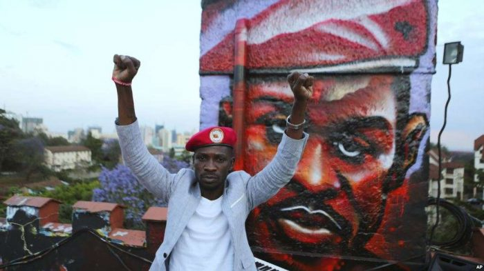 Ugandan Pop Star-Politician Performs First Show Since Jailing