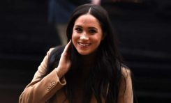 Meghan Markle Resurfaces From Quiet Canada Life