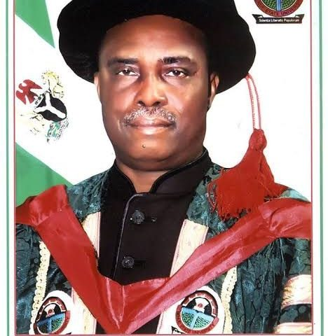 BENUE STATE UNIVERSITY VC RECOVERS FROM COVID-19